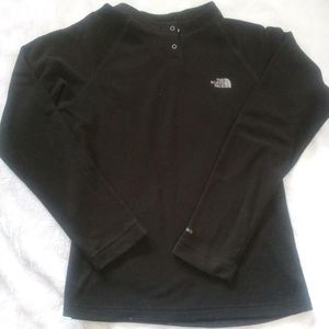 Northface fleece jacket large